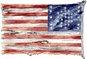 Fort Sumter Flag