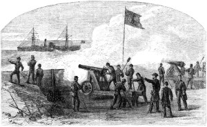 Fort Sumter Flag - Star of the West