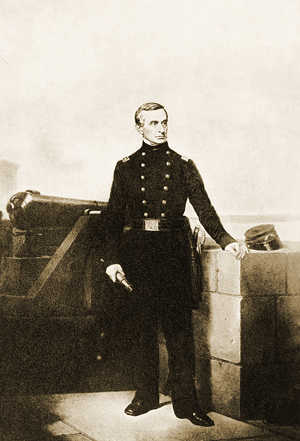 Fall of Fort Sumter - Major Robert Anderson