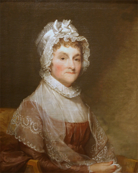 Abigail Adams Net Worth