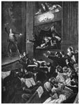Abraham Lincoln Assassination:  Assassination of President Lincoln at Ford's Theatre in Washington D.C.