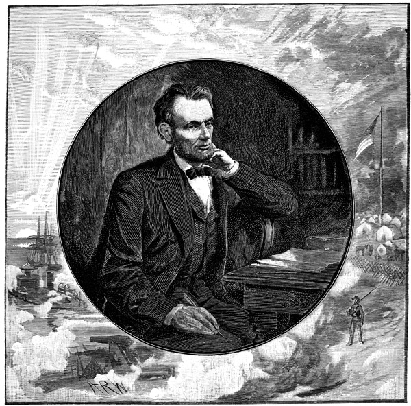 abraham lincoln civil war The main event of lincoln's presidency was the civil war that lasted from 1861-65 eleven states seceded from the union , and lincoln firmly believed in the importance of not only defeating the confederation but eventually reuniting north and south.