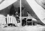 Abraham Lincoln Civil War: President Lincoln and General McClellan at Antietam - their last interview