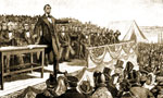 Abraham Lincoln Civil War: Lincoln's Address to Gettysburg