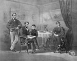 Abraham Lincoln Family: Abraham Lincoln and family