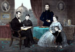 Abraham Lincoln Family: Abraham Lincoln and his family