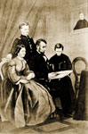 Abraham Lincoln Family: Lincoln and his family