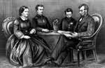 Abraham Lincoln Family: The Lincoln family