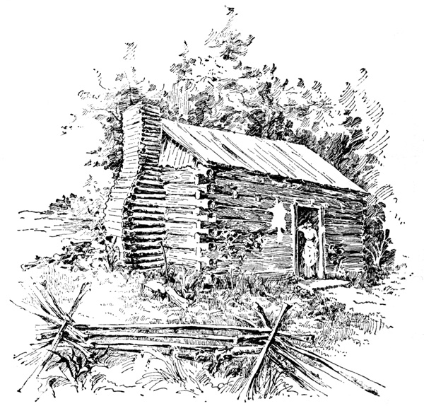 abraham lincoln log cabin coloring pages - photo #33