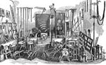 Agricultural Development: Farming Tools in Use in 1870