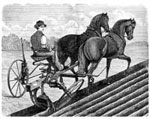 Agricultural Inventions: Sulkey Plough