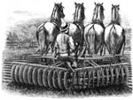 Agricultural Inventions: King of Harrows