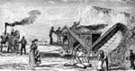 Agricultural Inventions: The Steam Thresher