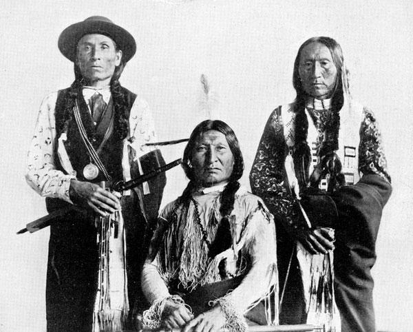 Indiens algonquins