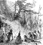 American Indians: Indian Council