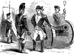 American Revolution: British Troops in Boston