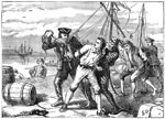 American Revolutionary War: The Press-Gang at Boston