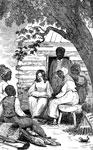 American Slavery: Southern slaves