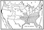 American Slavery: Missouri Compromise, 1820