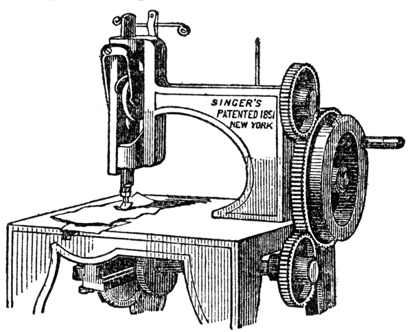 Old Singer Sewing Machine Drawings http://ushistoryimages.com/antique-sewing-machines.shtm