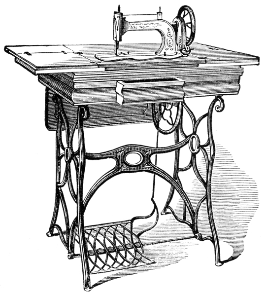 Old Singer Sewing Machine Drawings http://ushistoryimages.com/antique-singer-sewing-machines.shtm