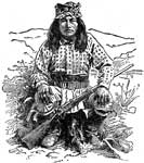 Apache Indians: Dutchy - The avenger of Captain Crawford's Death