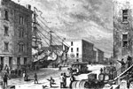 Baltimore 1861: Scene of the First Bloodshed in Baltimore