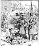 Baltimore 1861: Attack on the Union Troops in Baltimore