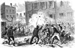 Baltimore 1861: First Blood - The Sixth Massachusetts Regiment fighting their way through Baltimore, April 19, 1861