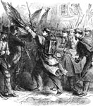 Baltimore 1861: The Riot in Balitmore
