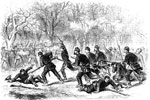 Battle of Ball's Bluff: The Fight at Ball's Bluff