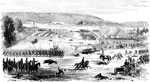 Battle of Belmont: Federal Forces Commanded by U. S. Grant - Confederate forces Led by Leonidas Polk