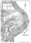 Battle of Belmont: Plan of the Battle of Belmont