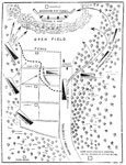 Battle of Big Bethel: Plan of the Battle of Big Bethel