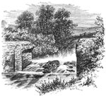 Battle of Bull Run: The Stone Bridge