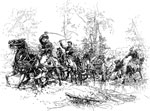 Battle of Fair Oaks: Sumner's March to Reinforce Couch at Fair Oaks Station