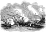 Battle of Fort Donelson: Attack on Fort Donelson by the Federal Gun Boats