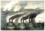 Battle of Fort Henry: Capture of Fort Henry by U. S. Gun Boats