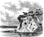 Battle of Fort Pulaski: Breach on Fort Pulaski