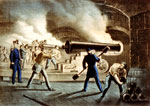 Battle of Fort Sumter: Bombardment of Fort Sumter