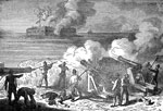 Battle of Fort Sumter: The attack on Fort Sumter