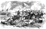 Battle of Gaines's Mill: Cavalry Charge at Cold Harbor