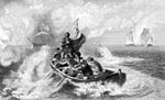 Battle of Lake Erie: Perry at the Battle of Lake Erie