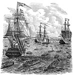 Battle of Long Island: Passage of the Troops to Long Island