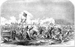 Battle of New Bern: Battle of New Bern, North Carolina, March 14, 1862