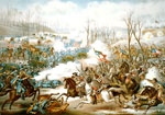 Battle of Pea Ridge: Battle of Pea Ridge, Arkansas