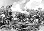 Battle of Pea Ridge: Battle of Pea Ridge, Arkansas, March 8th, 1862