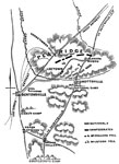 Battle of Pea Ridge: Battle Plan of Pea Ridge