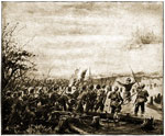 Battle of Roanoke Island: Capture of Roanoke Island