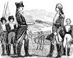 Battle of Saratoga: Surrender of Burgoyne